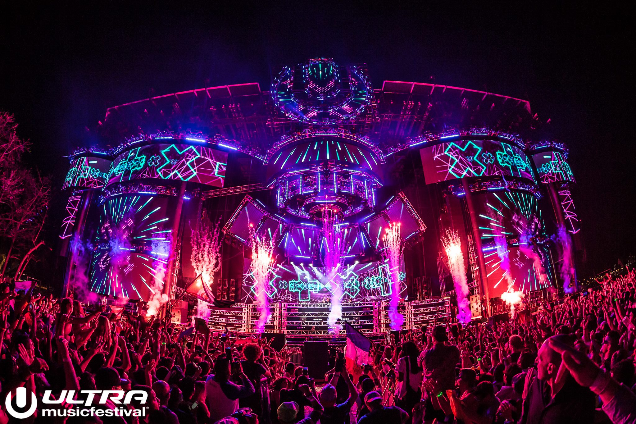 Ultra Music Festival Backgrounds, Compatible - PC, Mobile, Gadgets  2048x1365 px