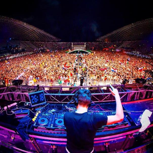 Ultra Music Festival High Quality Background on Wallpapers Vista