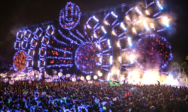 Nice wallpapers Ultra Music Festival 636x380px