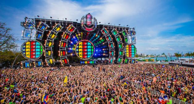 Nice wallpapers Ultra Music Festival 628x338px