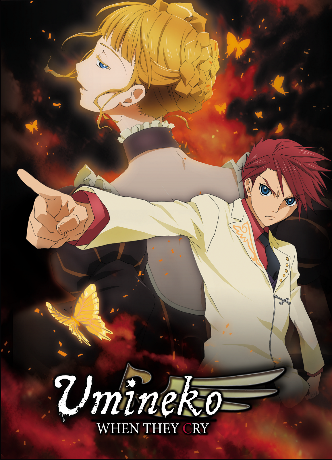 Images of Umineko: When They Cry | 1156x1600