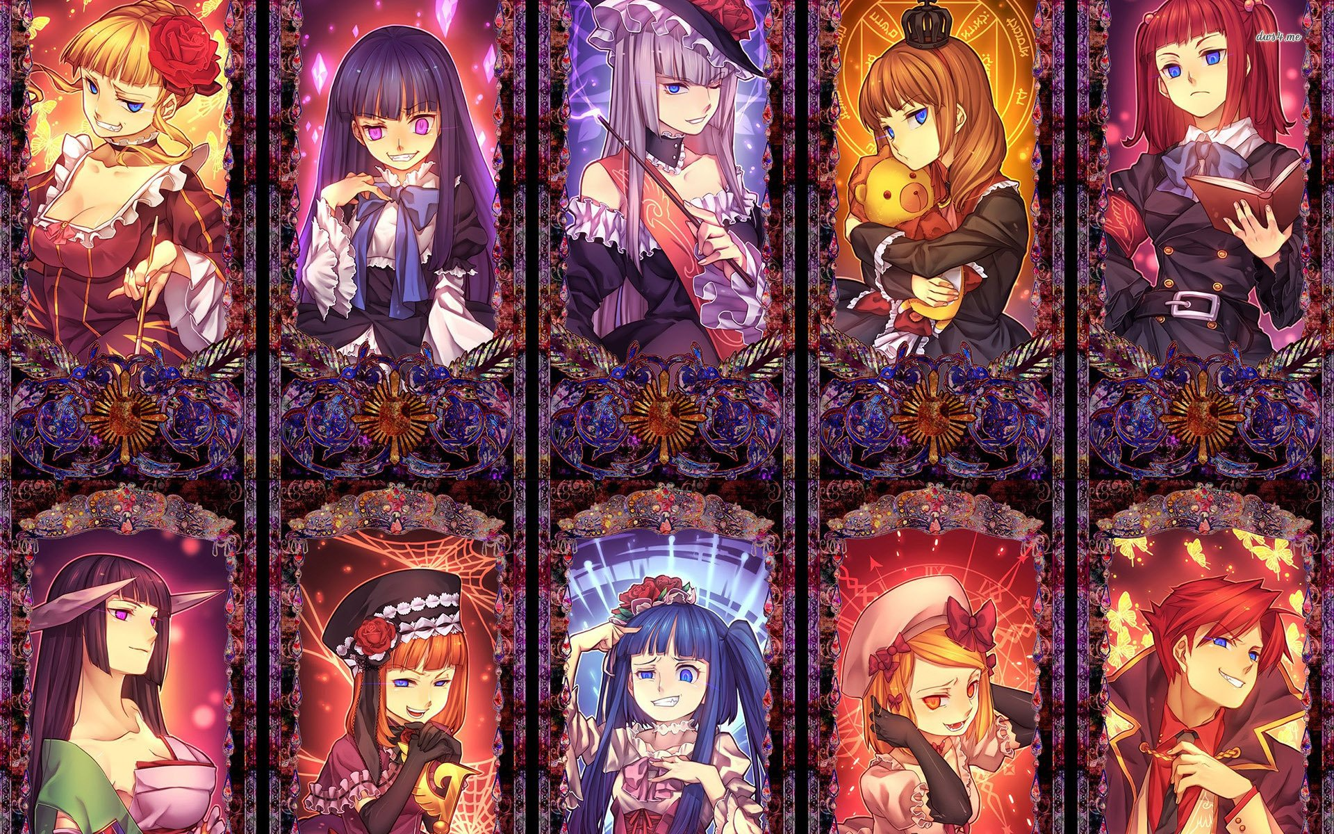 Umineko: When They Cry Pics, Anime Collection