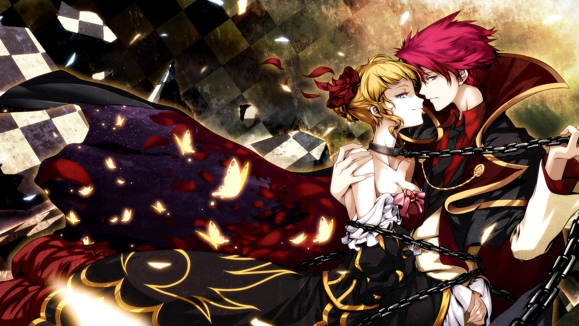 Nice Images Collection: Umineko: When They Cry Desktop Wallpapers