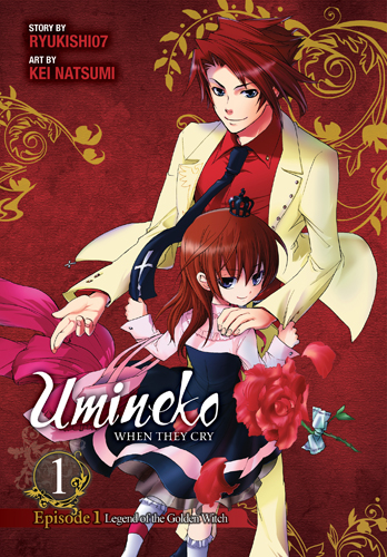 Nice wallpapers Umineko: When They Cry 348x500px