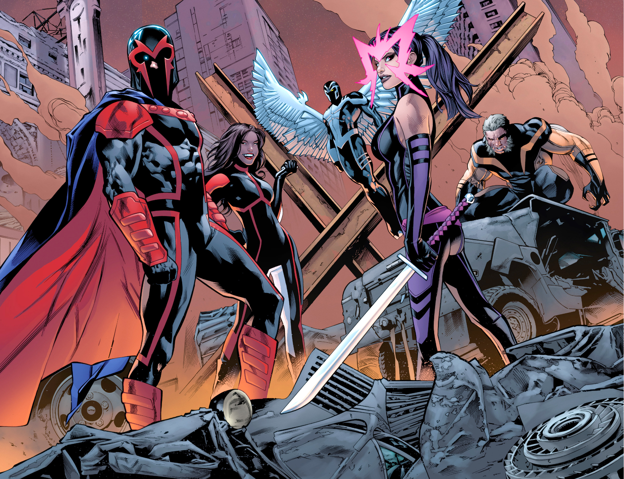 Uncanny X Men Wallpapers Comics Hq Uncanny X Men Pictures 4k