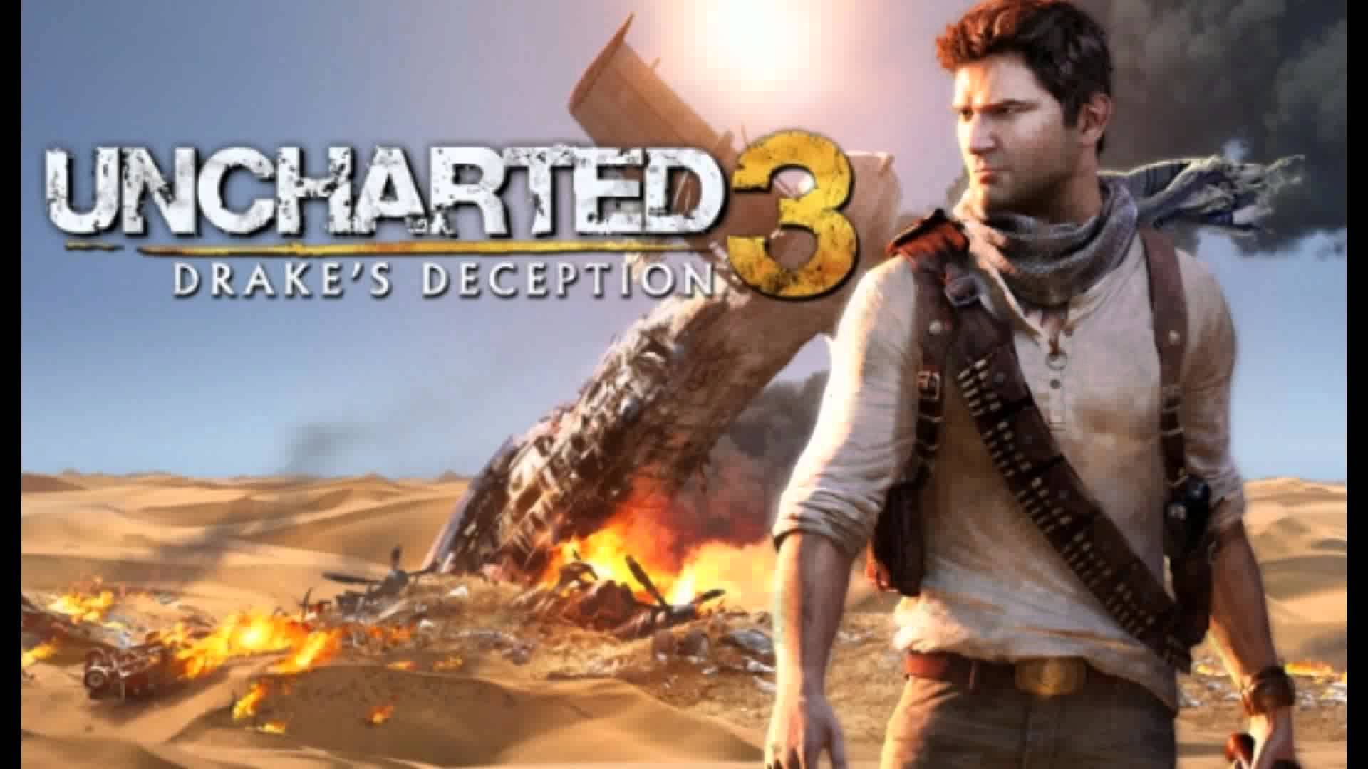 Most Viewed Uncharted 3 Drake S Deception Wallpapers 4k Wallpapers