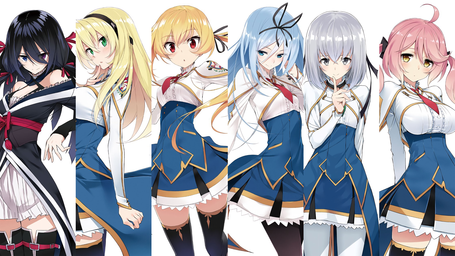 Undefeated Bahamut Chronicle Backgrounds, Compatible - PC, Mobile, Gadgets| 1920x1080 px