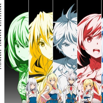Undefeated Bahamut Chronicle Backgrounds, Compatible - PC, Mobile, Gadgets| 360x360 px