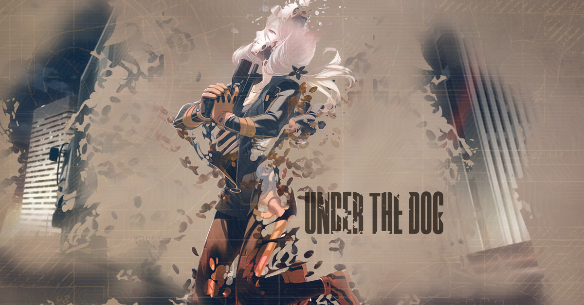 HD Quality Wallpaper | Collection: Anime, 1200x628 Under The Dog