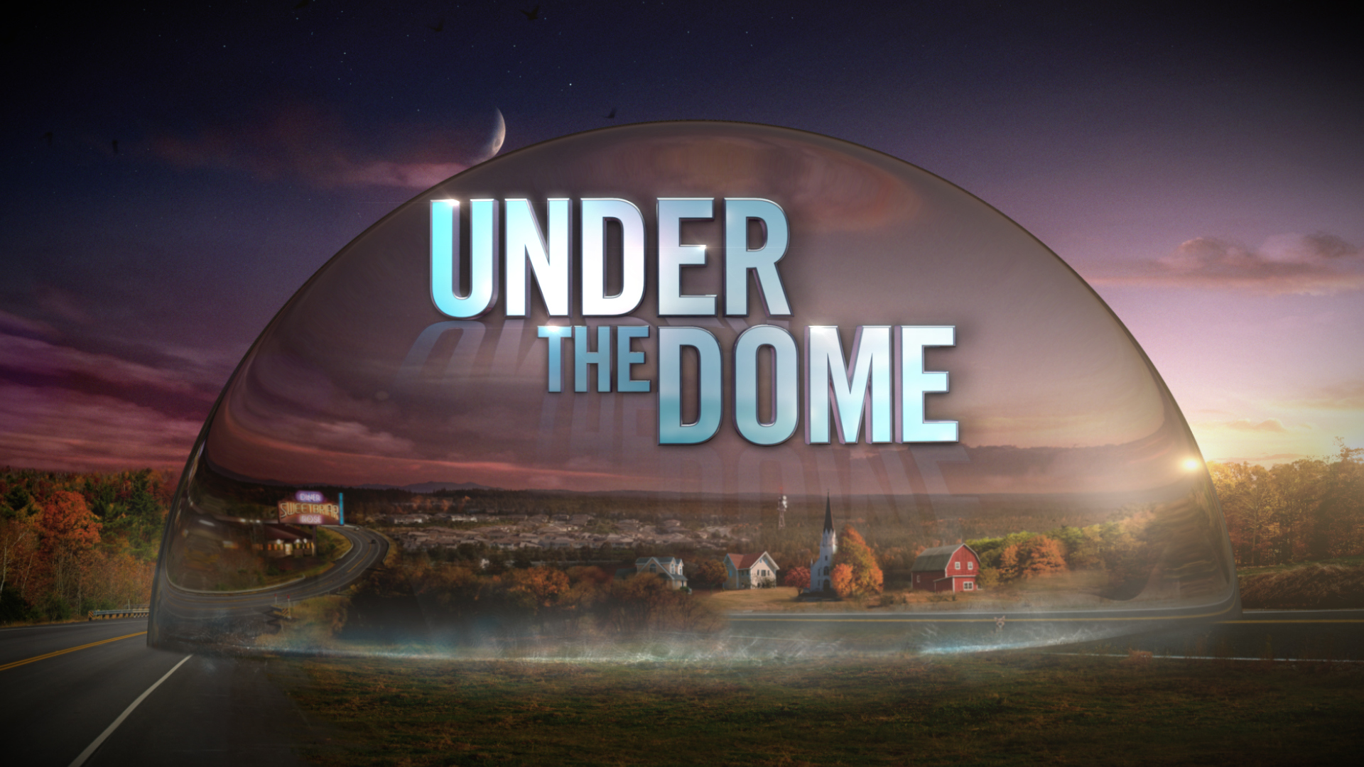 Nice Images Collection: Under The Dome Desktop Wallpapers