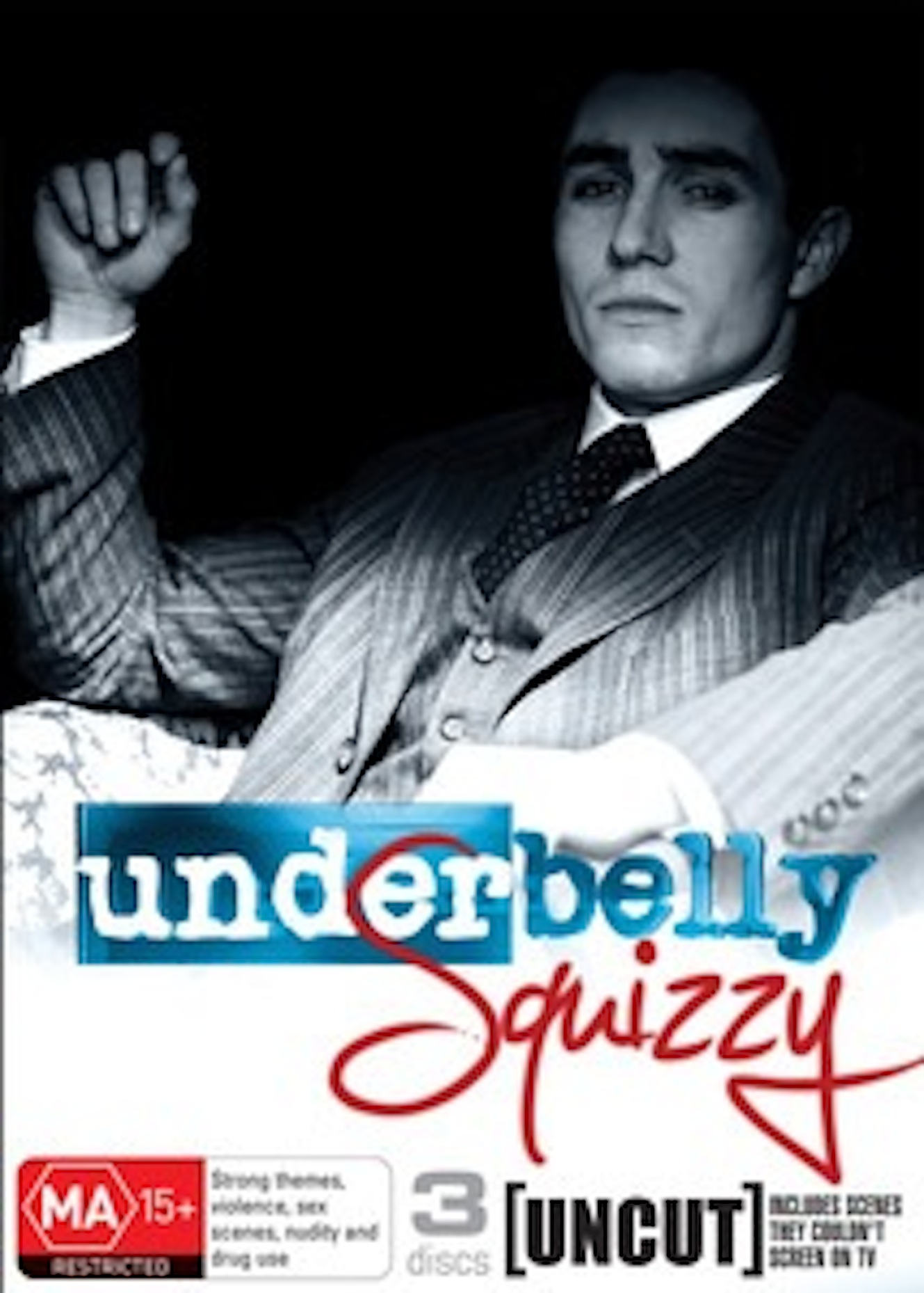 Underbelly Pics, TV Show Collection
