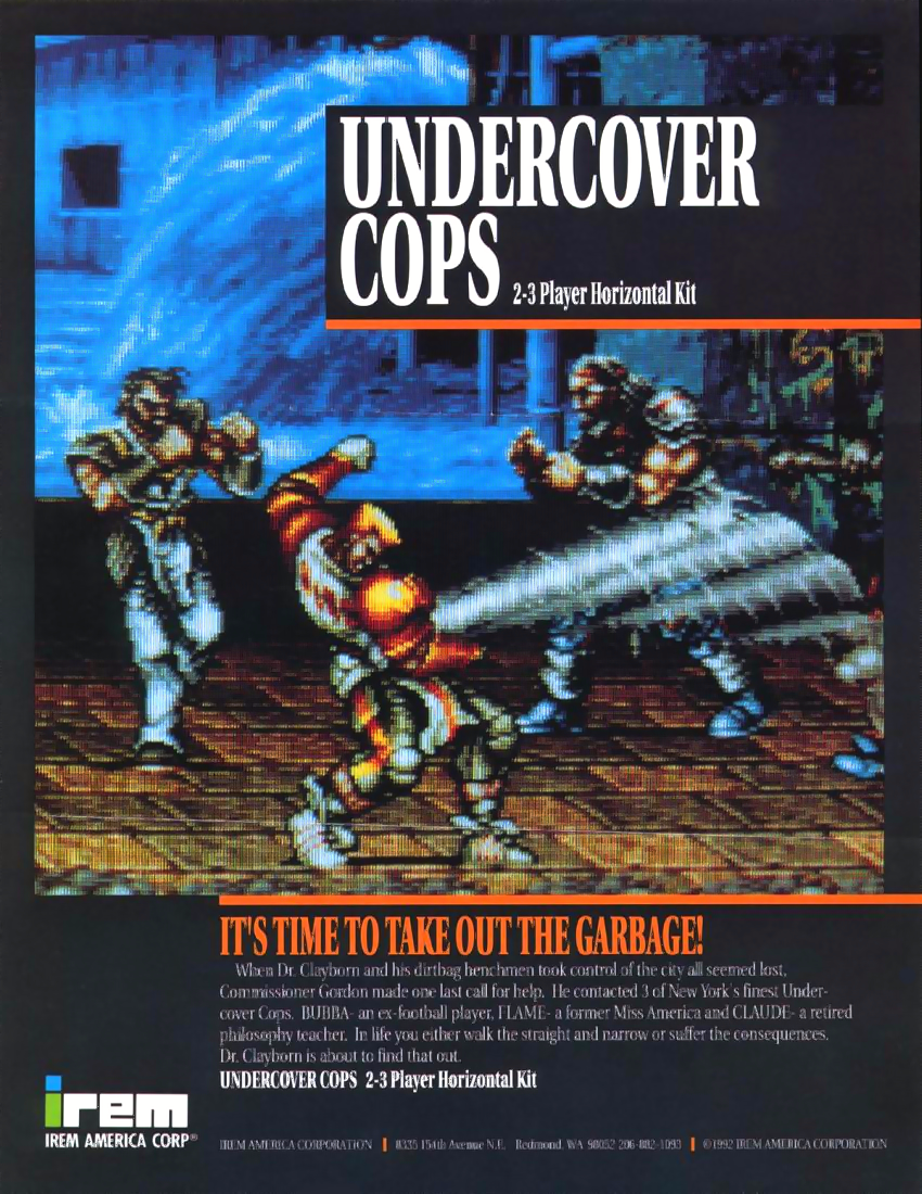 Undercover Cops wallpapers, Video Game, HQ Undercover Cops ...