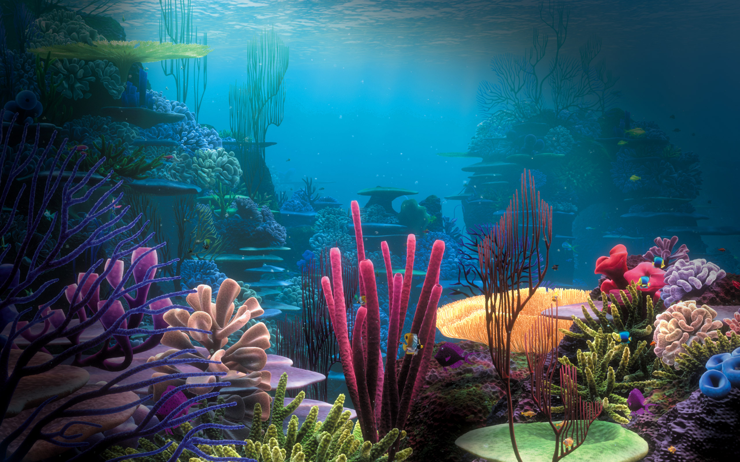 Underwater High Quality Background on Wallpapers Vista