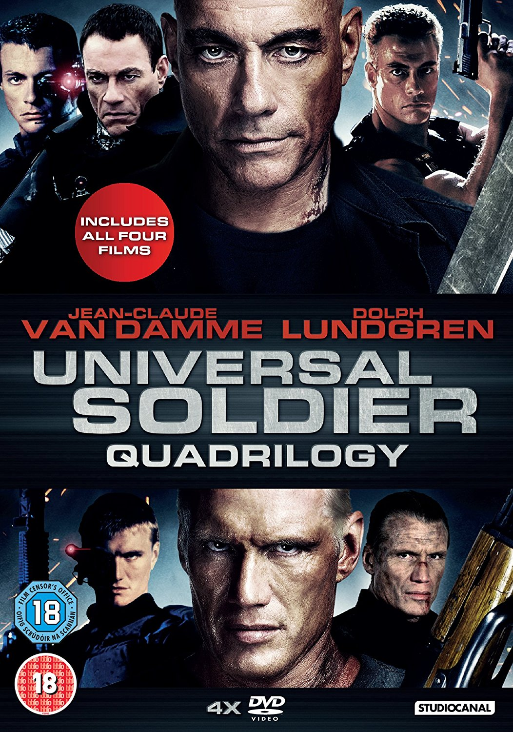 Images of Universal Soldier: Regeneration | 1052x1500