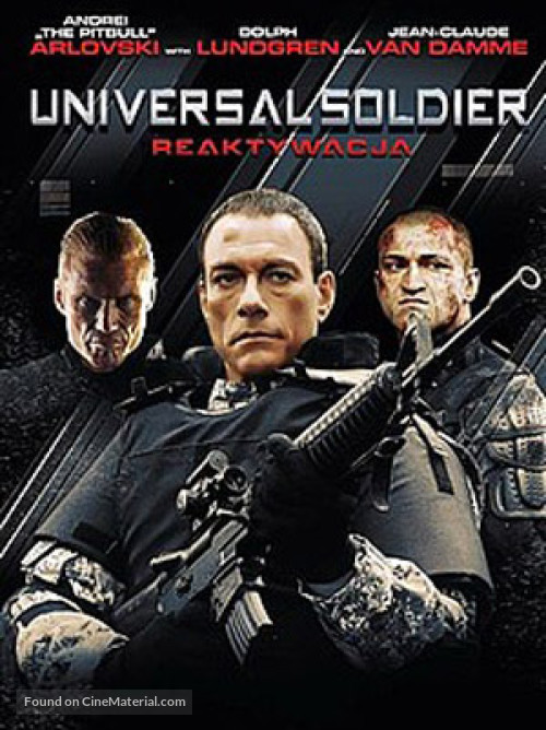 Nice wallpapers Universal Soldier: Regeneration 500x668px