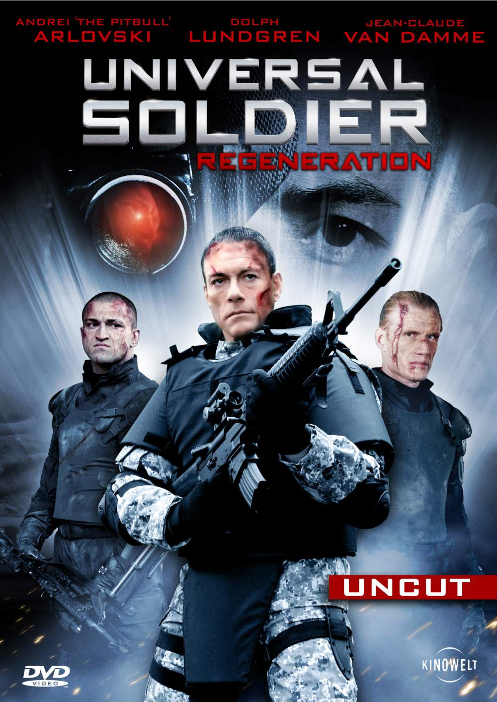 Nice wallpapers Universal Soldier: Regeneration 1000x1413px