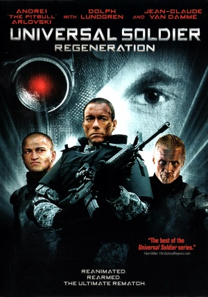 HD Quality Wallpaper | Collection: Movie, 300x427 Universal Soldier: Regeneration