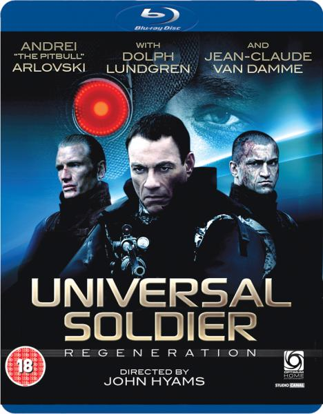 HQ Universal Soldier: Regeneration Wallpapers | File 49.47Kb