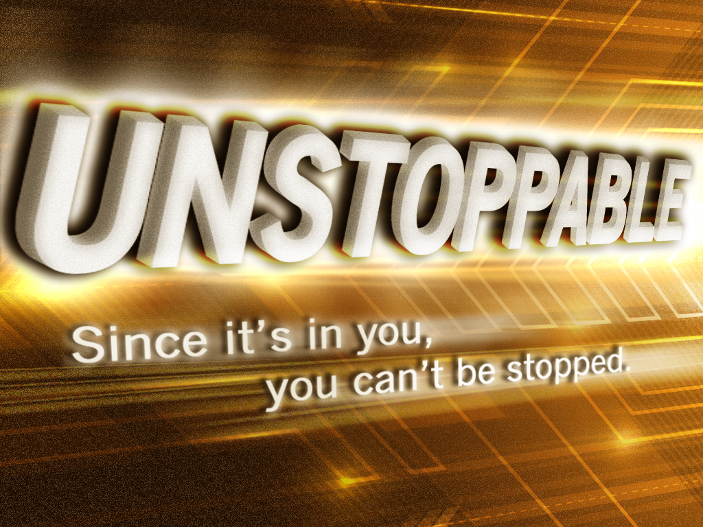 1024x768 > Unstoppable Wallpapers