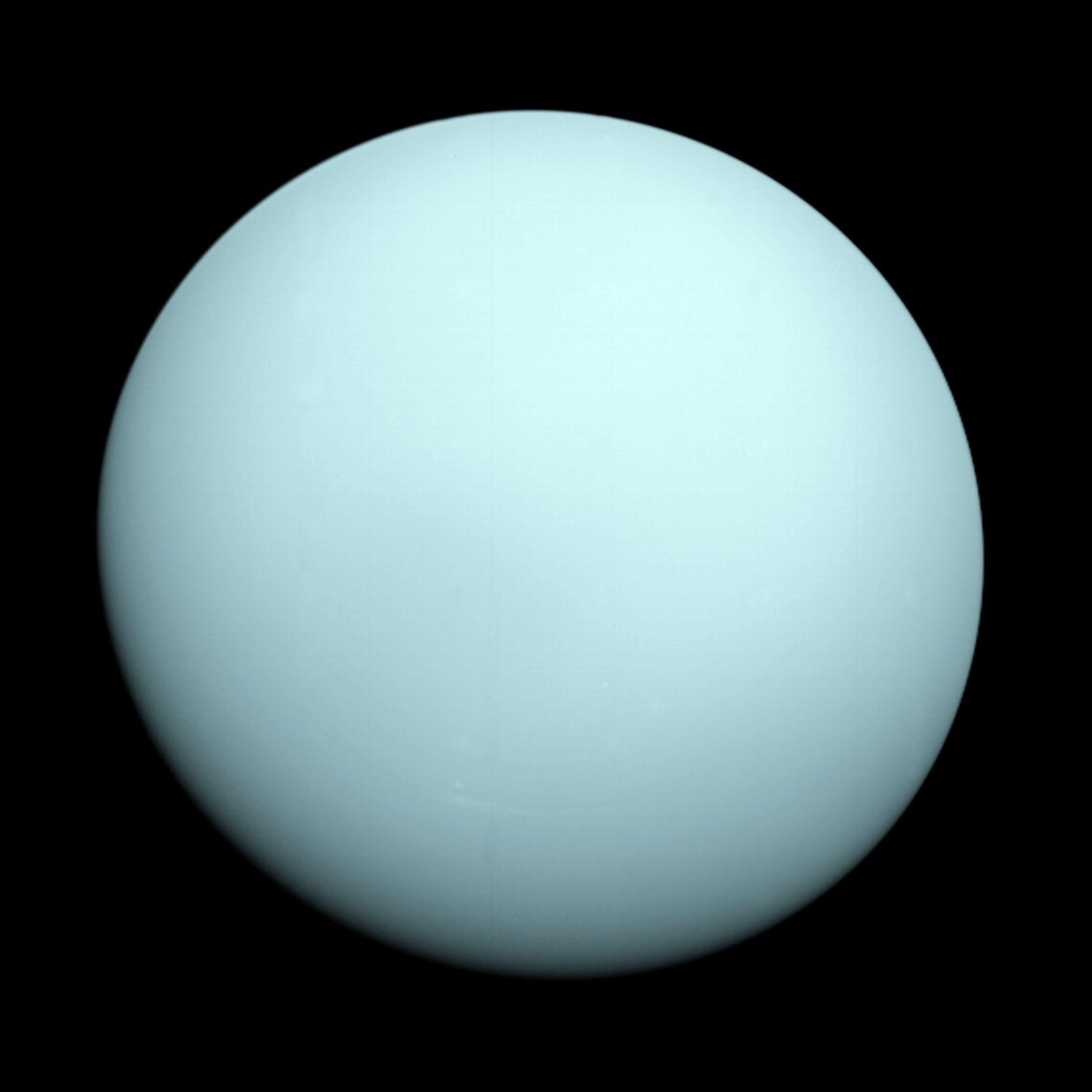HD Quality Wallpaper | Collection: Sci Fi, 1720x1720 Uranus