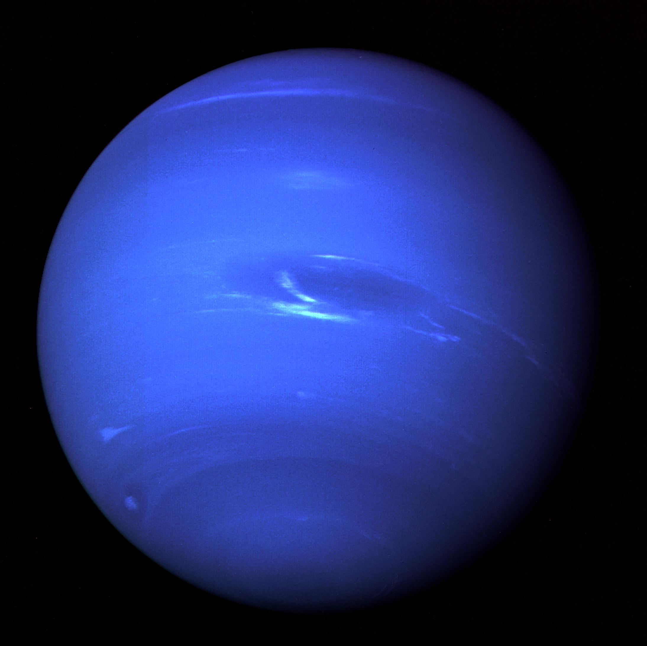 HD Quality Wallpaper | Collection: Sci Fi, 2188x2185 Uranus