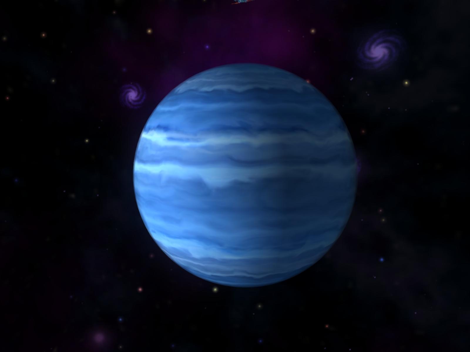 Uranus Pics, Sci Fi Collection