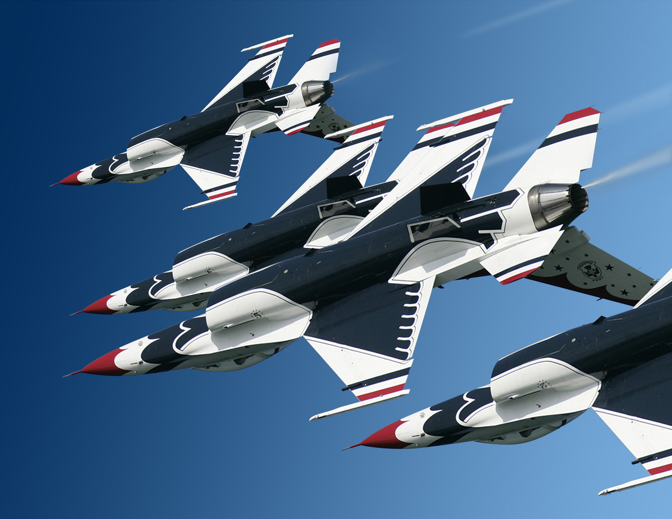 United States Air Force Thunderbirds Wallpapers Military Hq