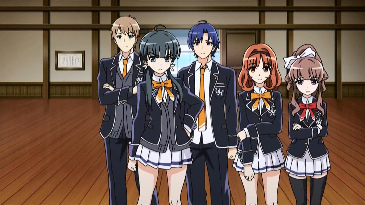 HD Quality Wallpaper | Collection: Anime, 1280x720 Ushinawareta Mirai Wo Motomete