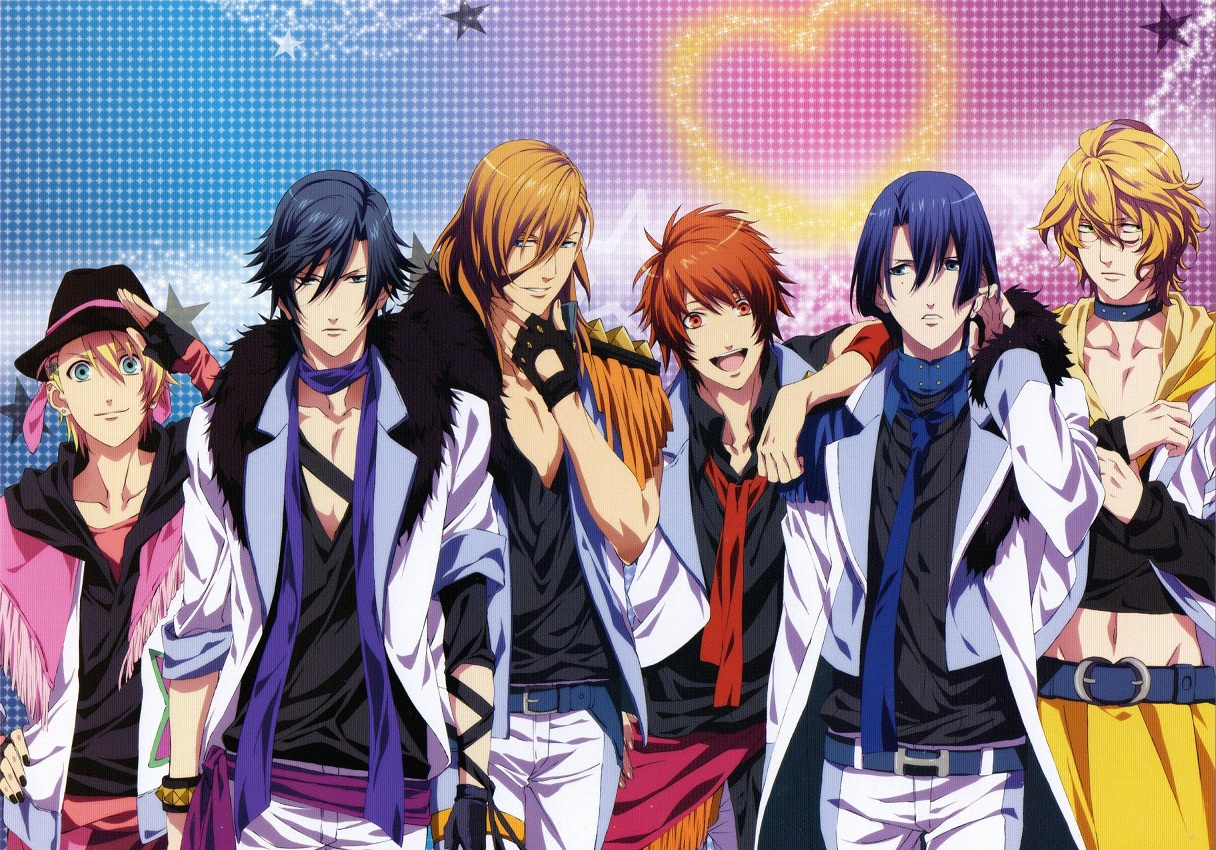 HD Quality Wallpaper | Collection: Anime, 1216x850 Uta No Prince-sama