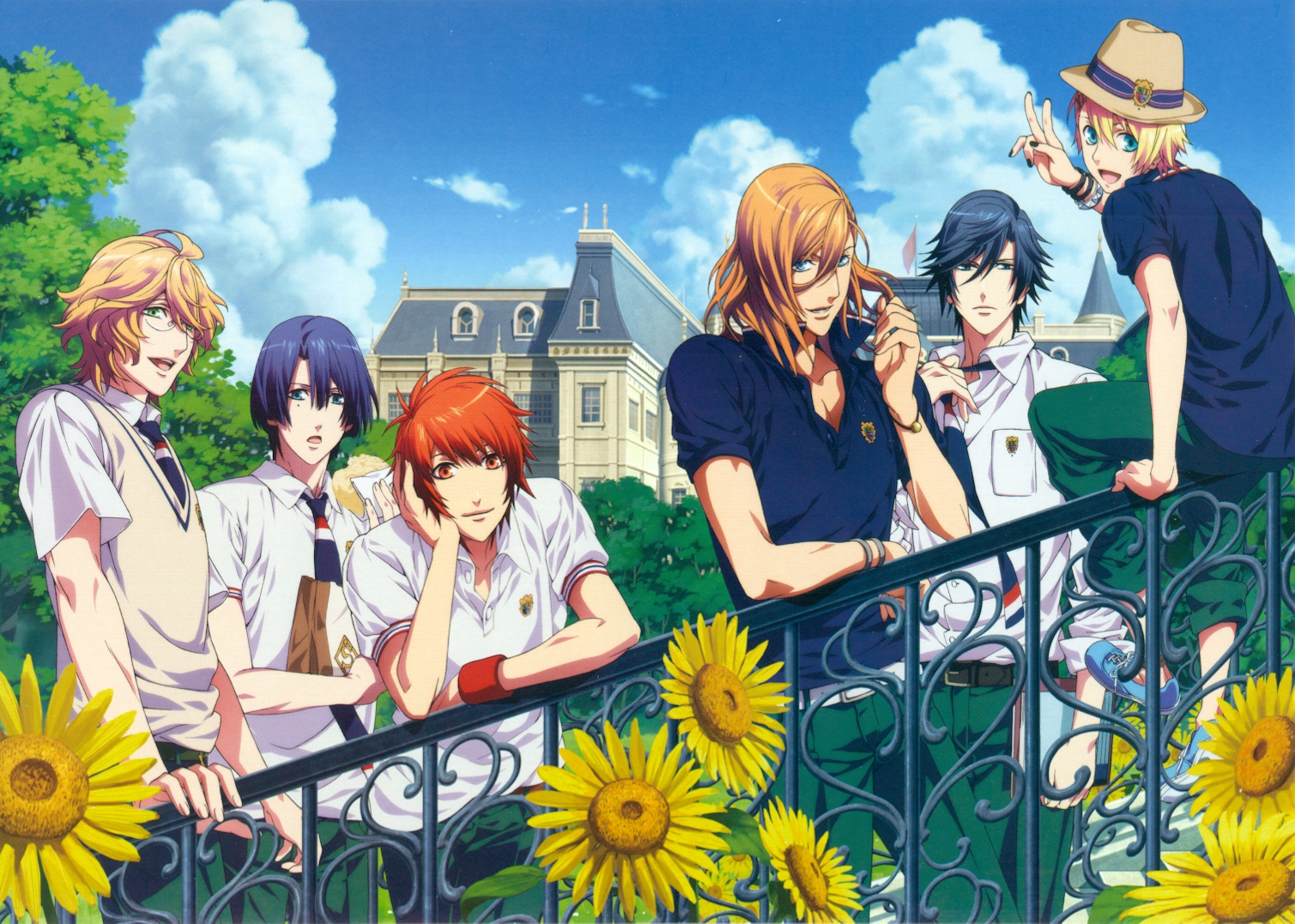 Uta No Prince-sama Backgrounds, Compatible - PC, Mobile, Gadgets| 1509x1077 px