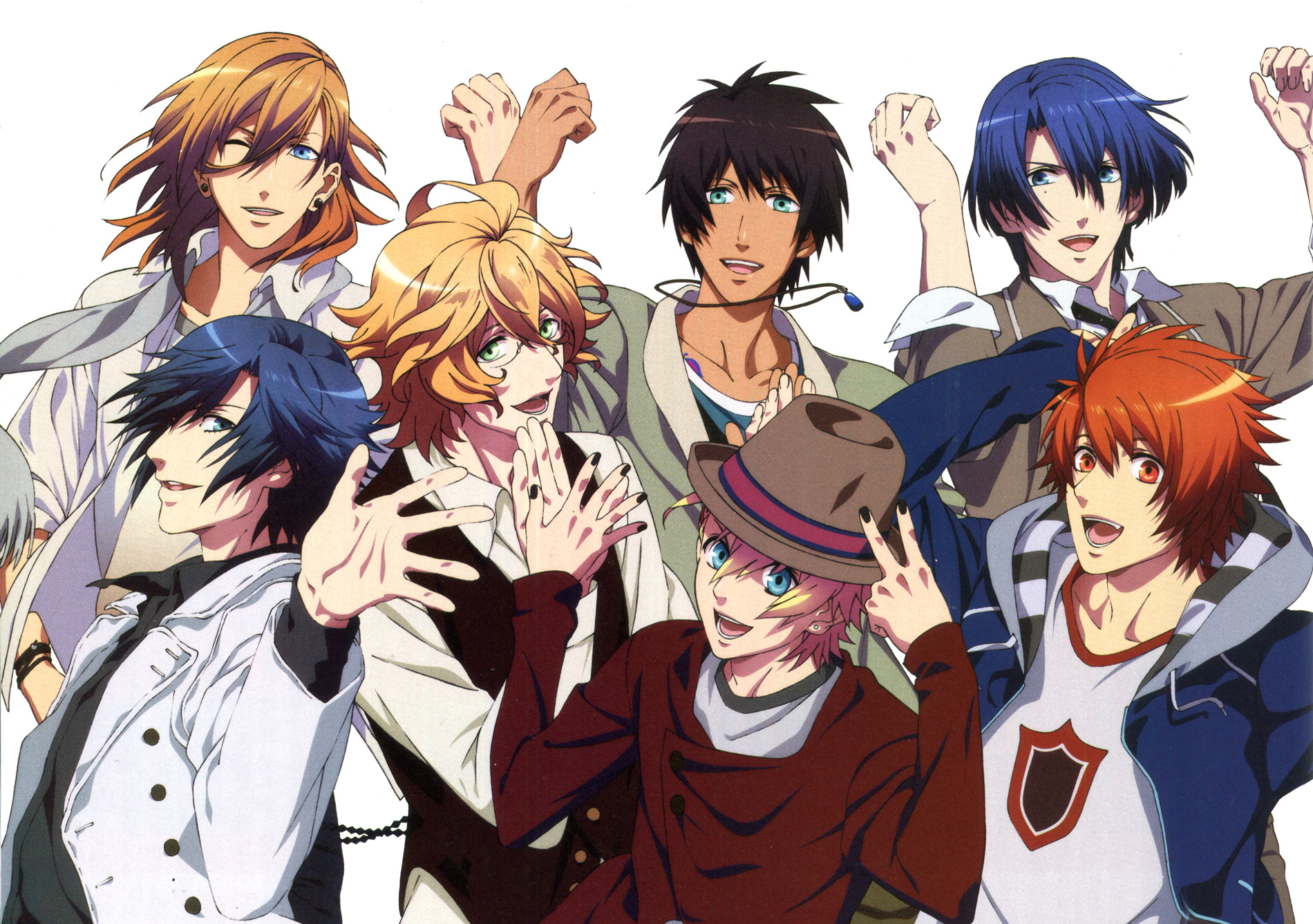 Nice wallpapers Uta No Prince-sama 1900x1337px