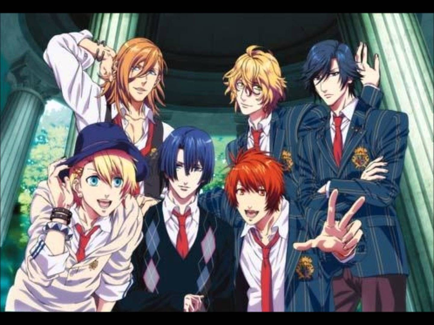Nice Images Collection: Uta No Prince-sama Desktop Wallpapers