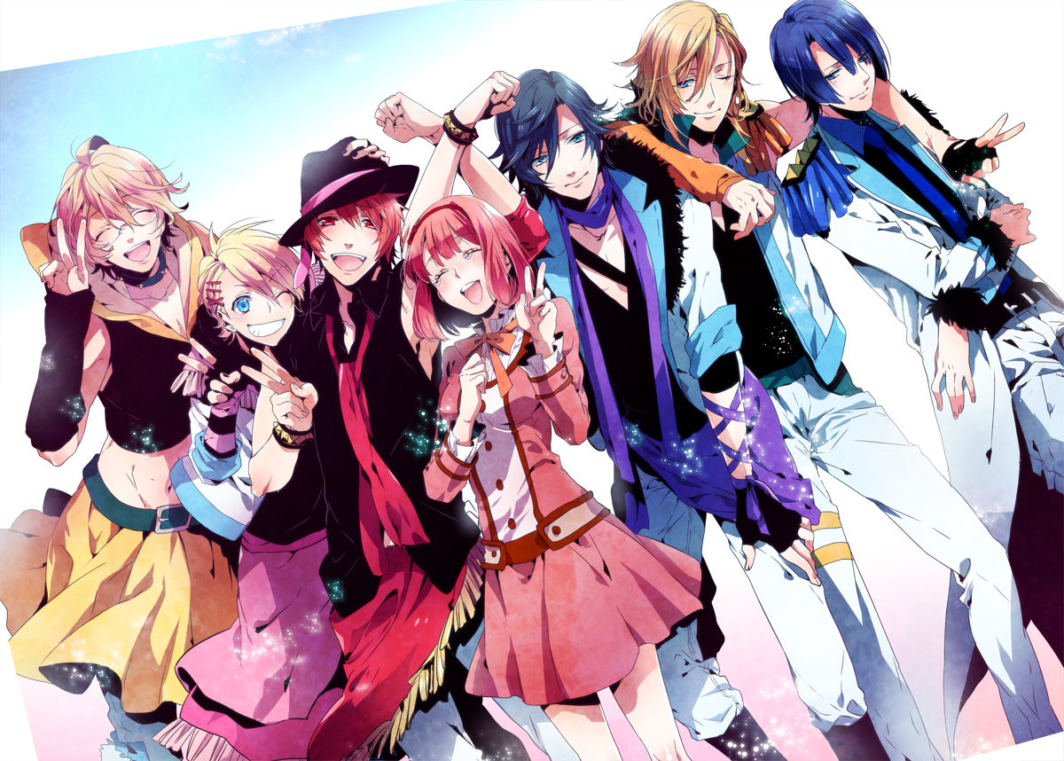 1200x858 > Uta No Prince-sama Wallpapers