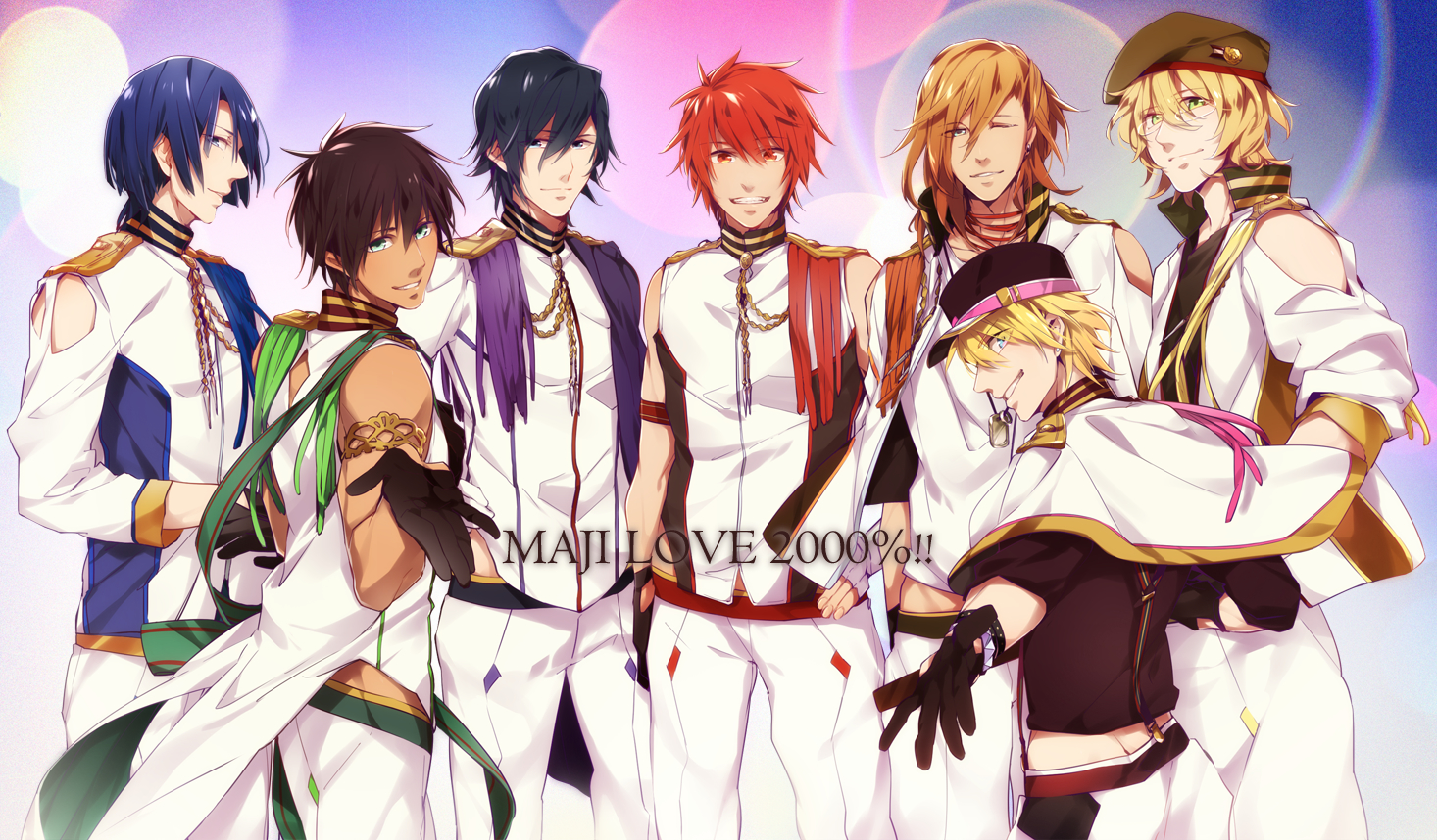 Uta No Prince-sama High Quality Background on Wallpapers Vista
