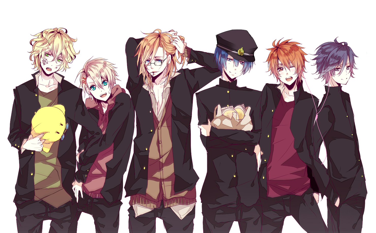 Uta No Prince-sama Backgrounds on Wallpapers Vista