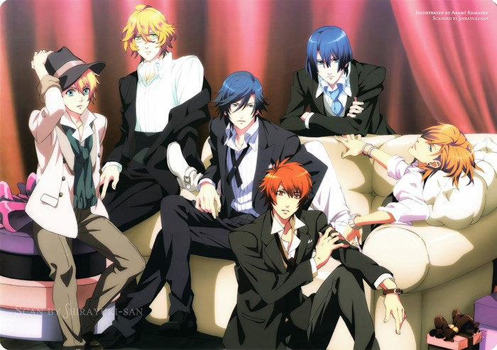 HQ Uta No Prince-sama Wallpapers | File 98.35Kb