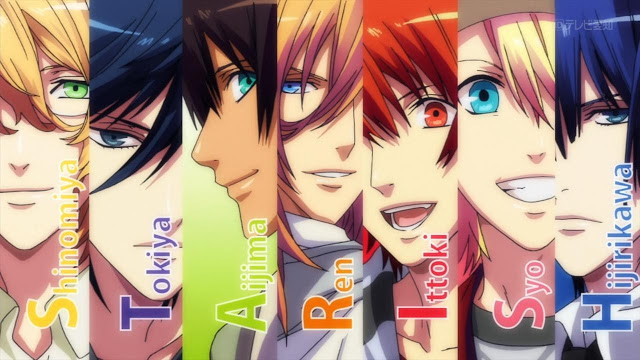HD Quality Wallpaper | Collection: Anime, 640x360 Uta No Prince-sama