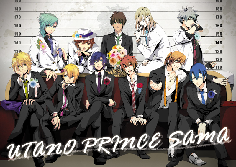 HD Quality Wallpaper | Collection: Anime, 800x566 Uta No Prince-sama