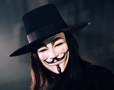 V For Vendetta Backgrounds, Compatible - PC, Mobile, Gadgets| 400x316 px