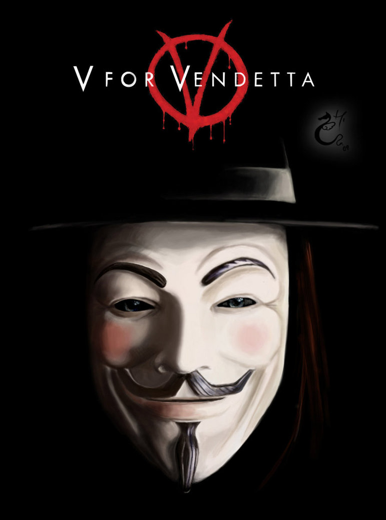 V For Vendetta High Quality Background on Wallpapers Vista