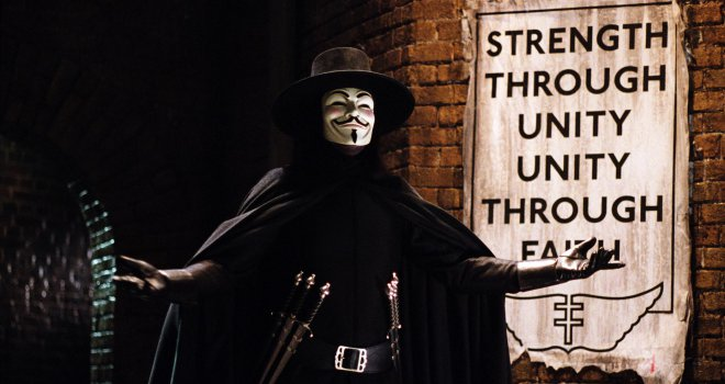Most Viewed V For Vendetta Wallpapers 4k Wallpapers