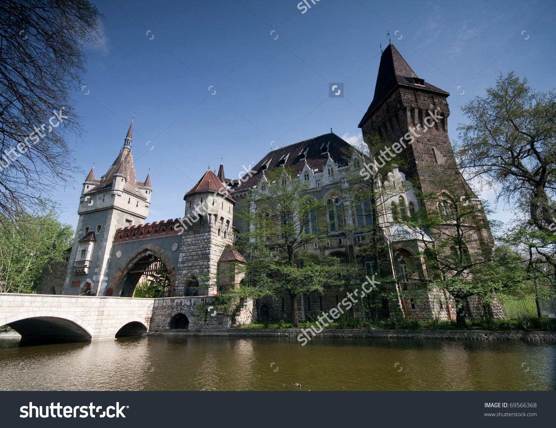 Vajdahunyad Castle Pics, Man Made Collection