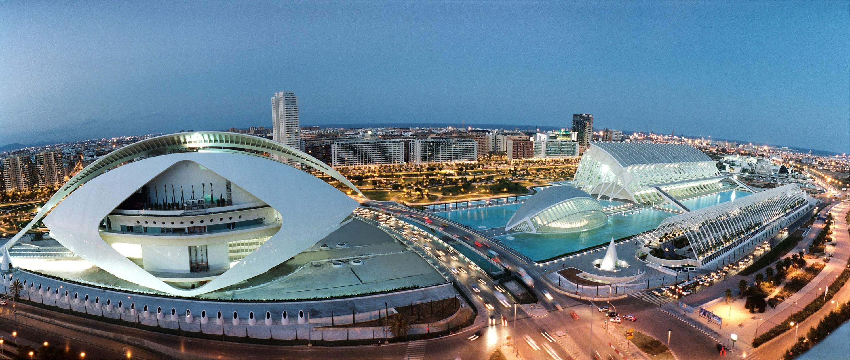 Nice Images Collection: Valencia Desktop Wallpapers