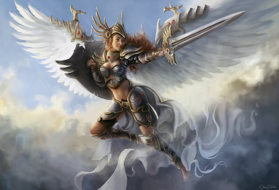 HD Quality Wallpaper | Collection: Comics, 1081x739 Valkyrie