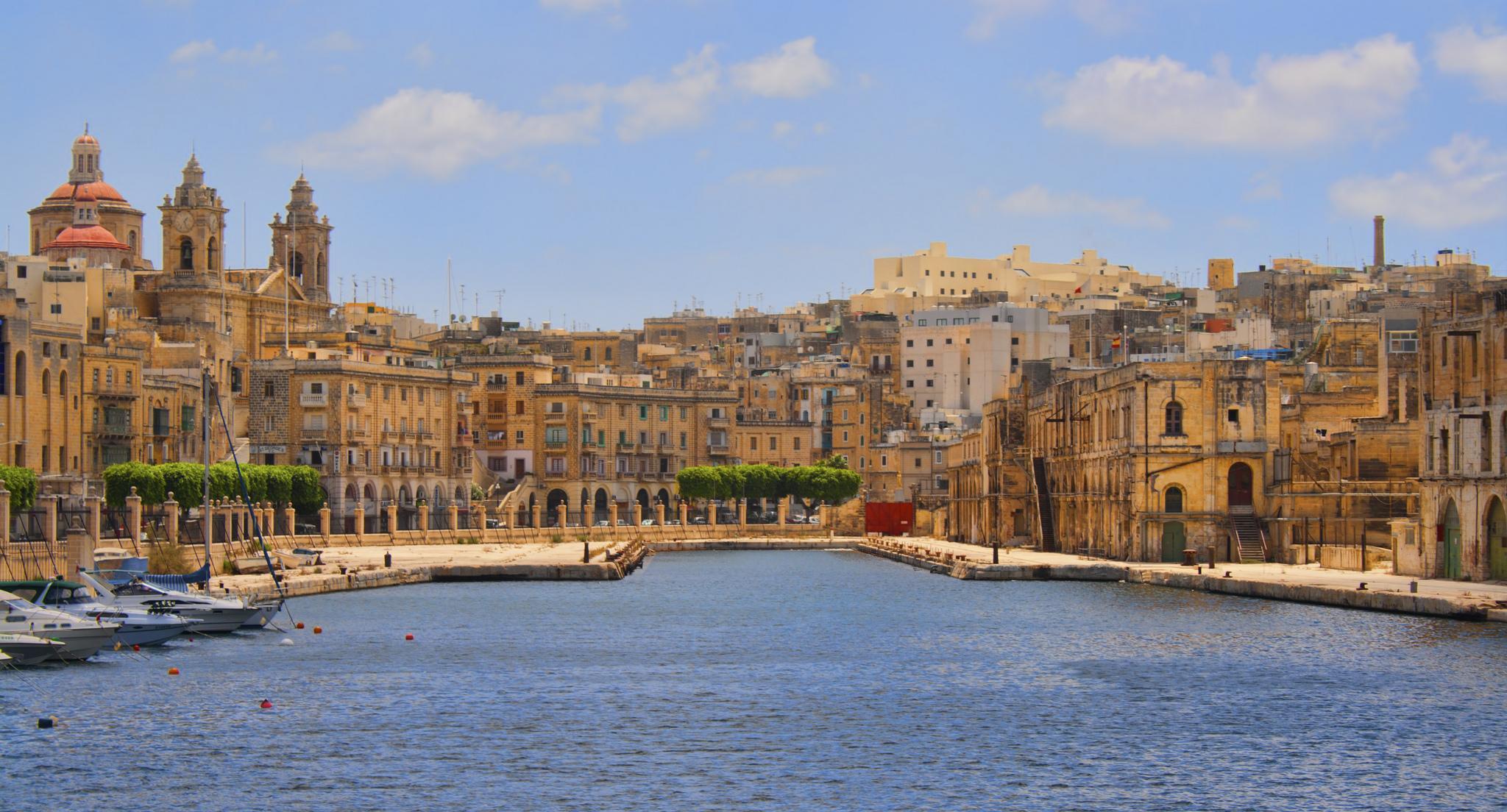 Nice Images Collection: Valletta Desktop Wallpapers
