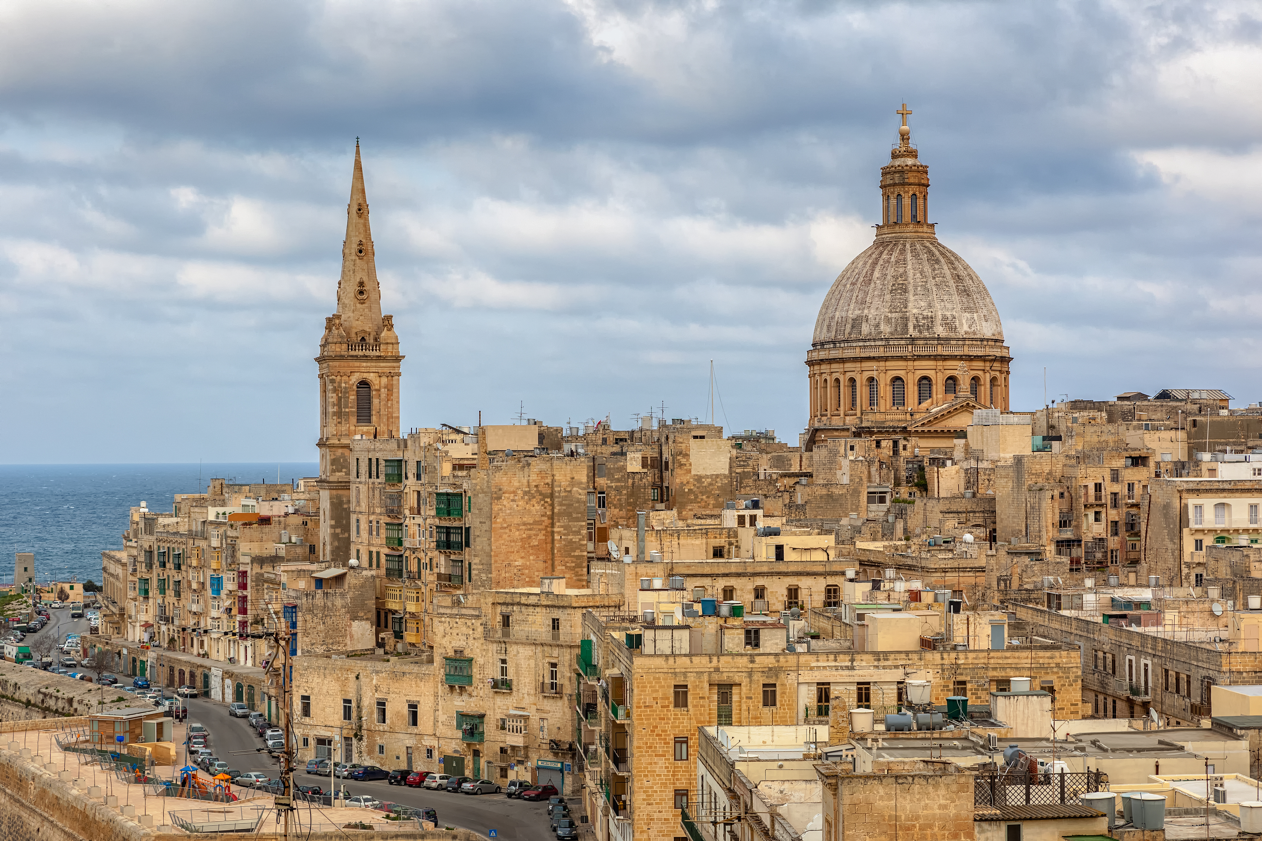 HQ Valletta Wallpapers | File 8230.87Kb