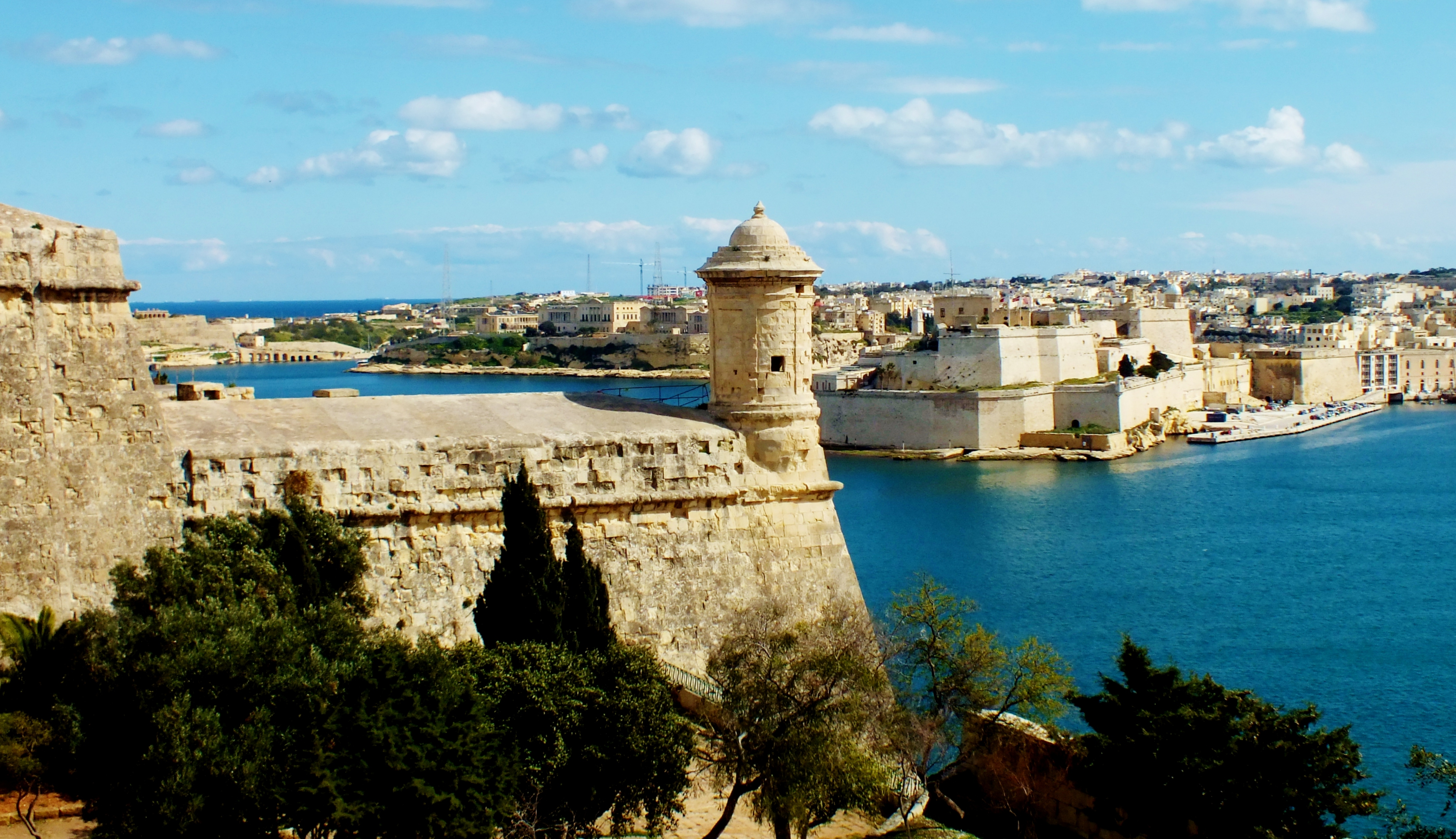 Valletta Pics, Man Made Collection