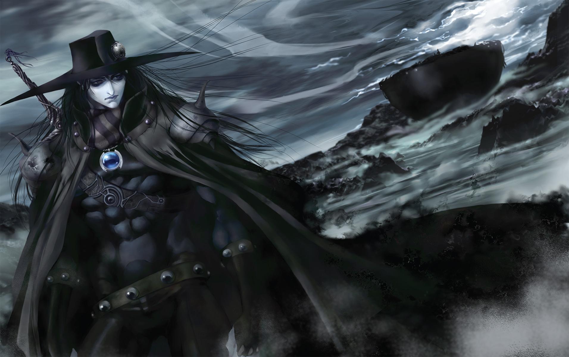 Vampire Hunter Wallpapers Comics Hq Vampire Hunter Pictures 4k
