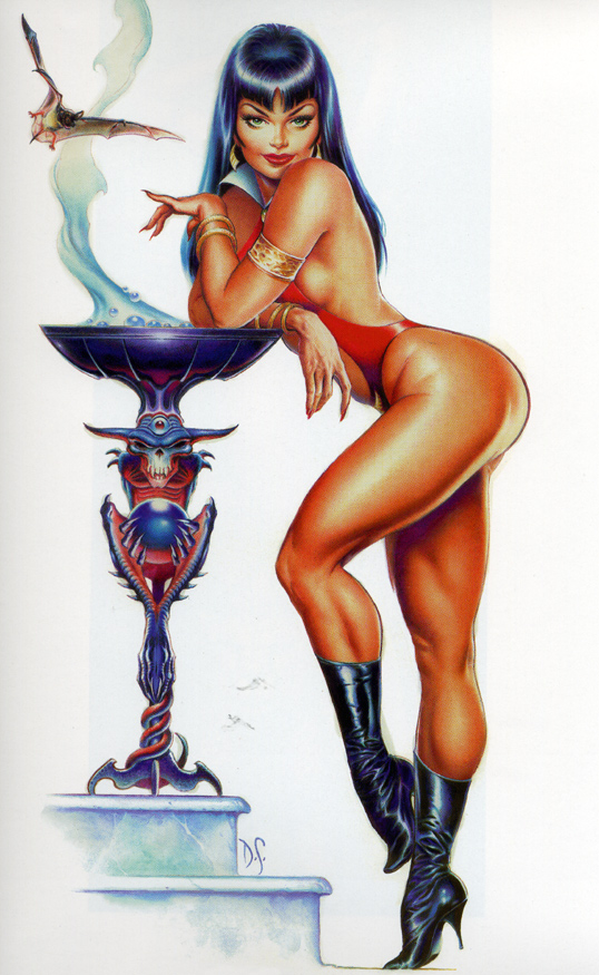 Vampirella Wallpapers Comics Hq Vampirella Pictures 4k