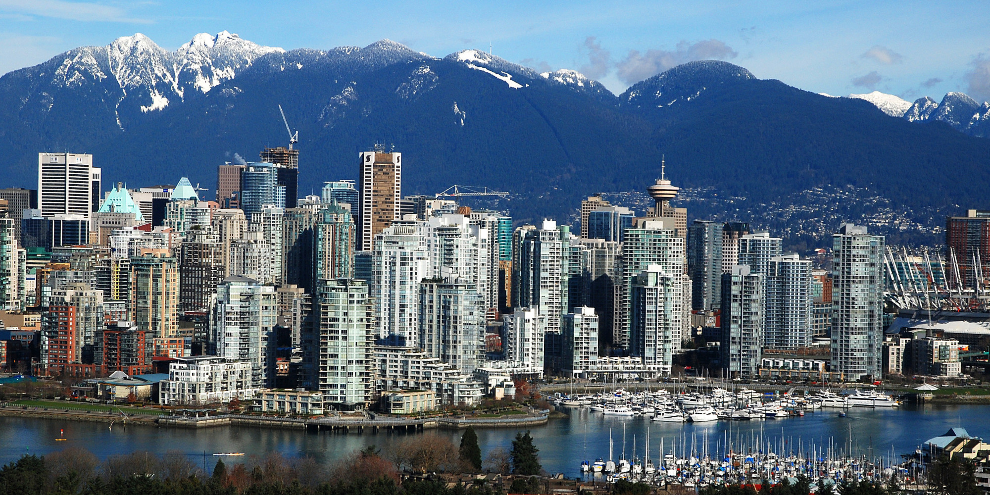 Images of Vancouver | 2000x1000